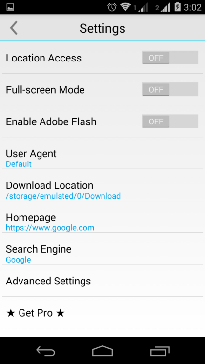 android-flash-browser-support