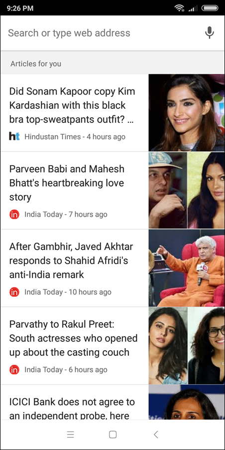 chrome-android-suggested-articles