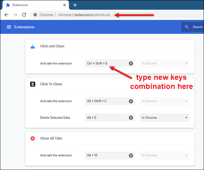 chrome-extension-keyboard-command-shortcut