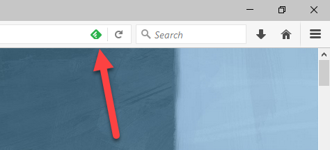feedly firefox extension