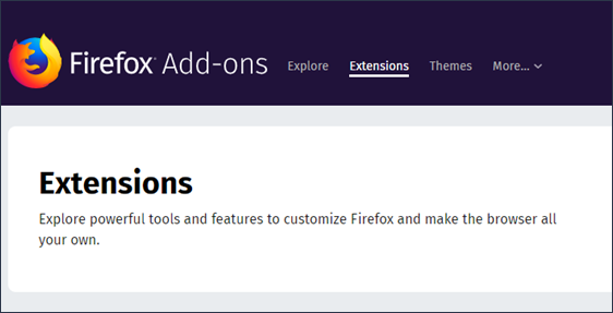 firefox-sideload-extension