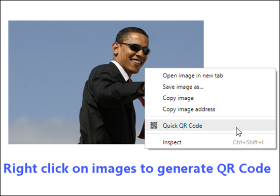 image-qrcode-extension-chrome