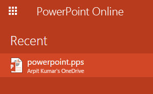 powerpoint online viewer