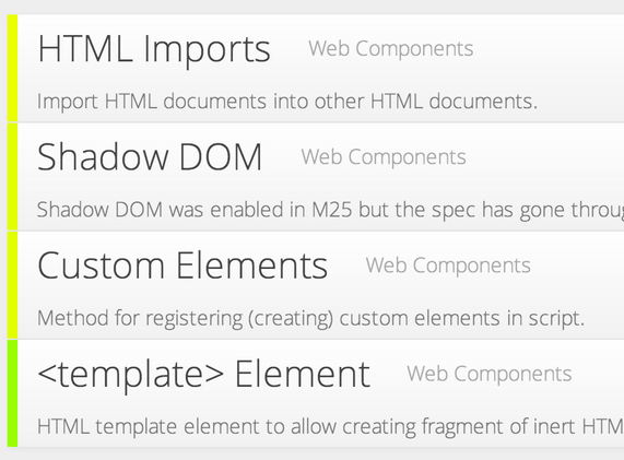 web-components-html5